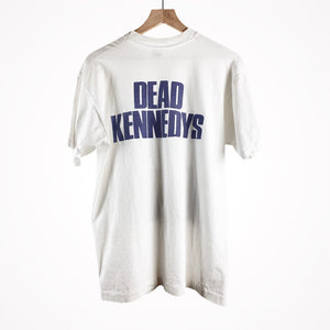Vintage Dead Kennedys 1990s Boot single stitch band punk t-shirt