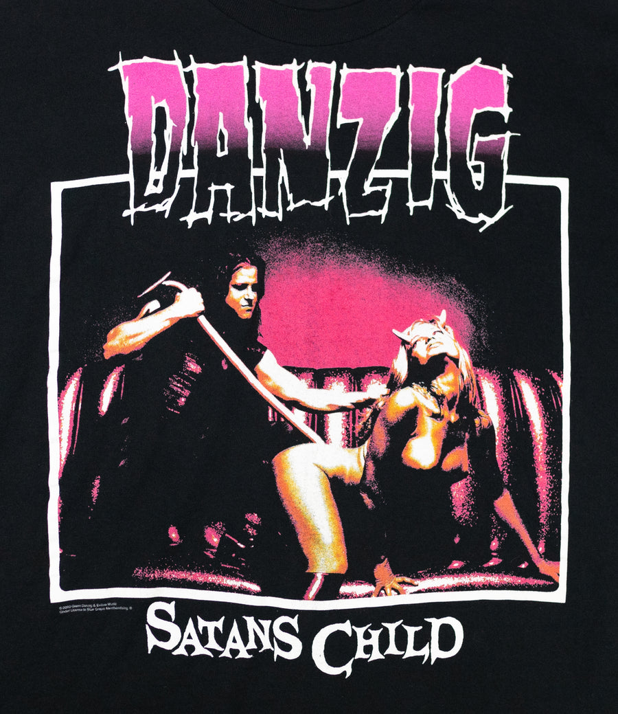 Vintage Danzig Satan's Child Tee