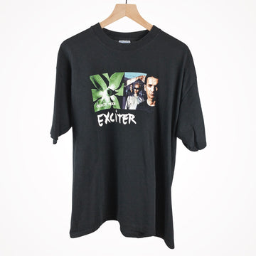 Vintage Depeche Mode 2001 Exciter Tour T-Shirt
