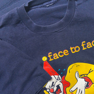 Vintage Face To Face 1995 Big Choice Punk Tour Single Stitch T-Shirt