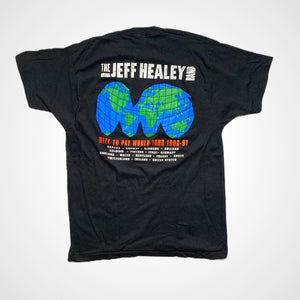Vintage Jeff Healy Band 1990-1991 World Tour T-Shirt