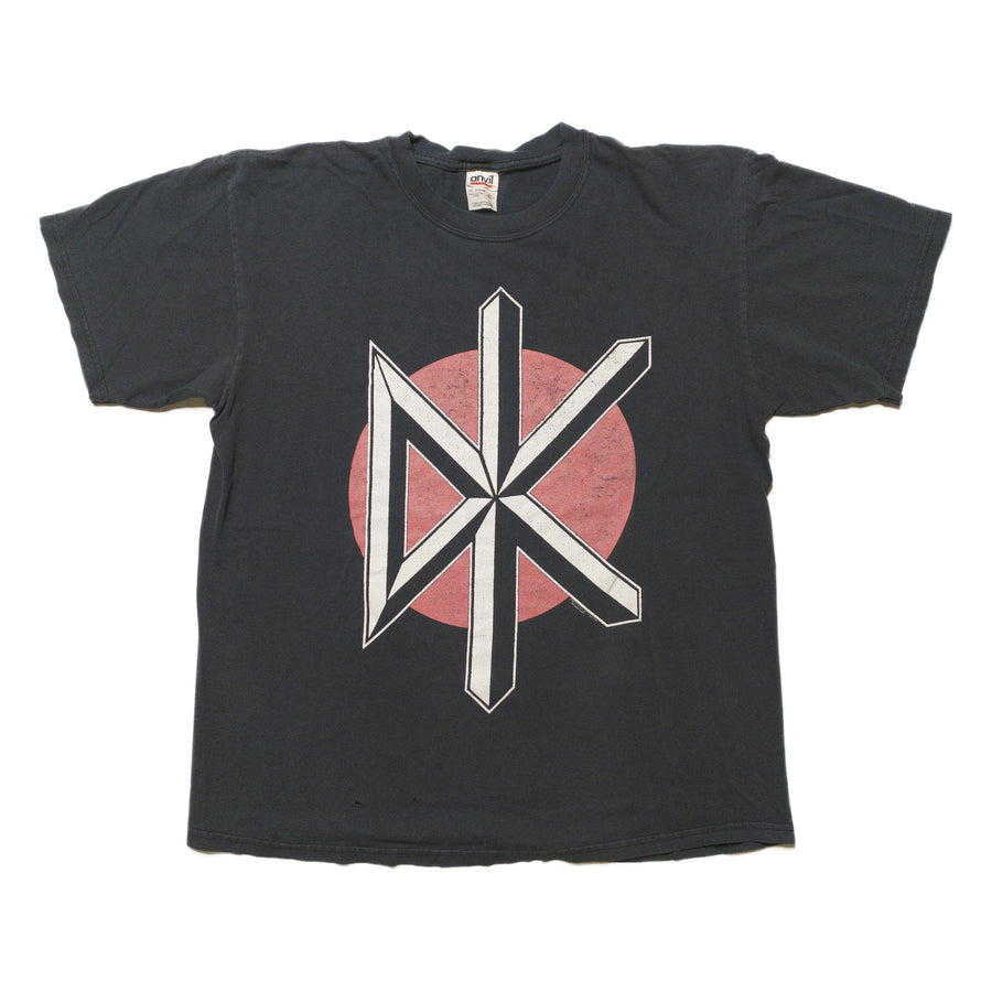 Dead Kennedy's 90's Logo & Spell Out Vintage T-Shirt