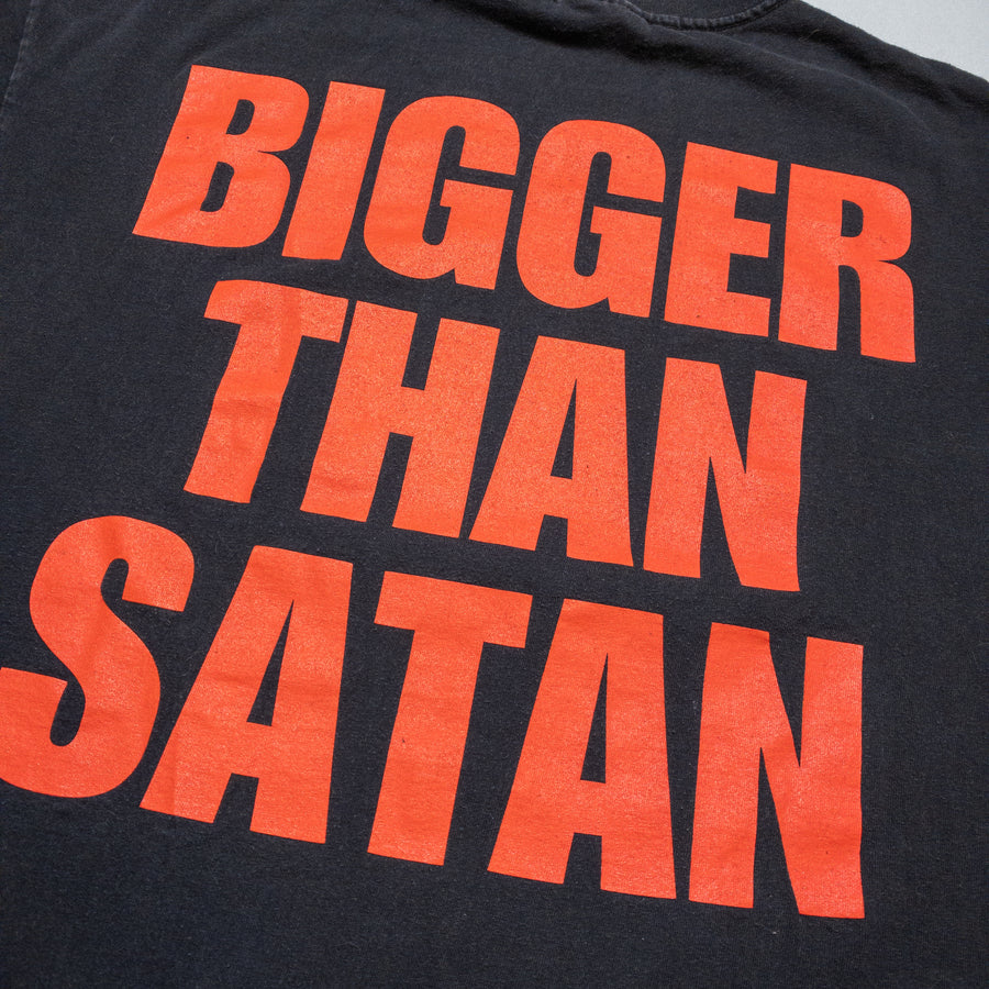 1998 Marilyn Manson Bigger Than Satan T-Shirt