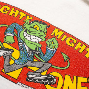 1995 Mighty Mighty Bosstones A Dash of Honey World Tour T-Shirt
