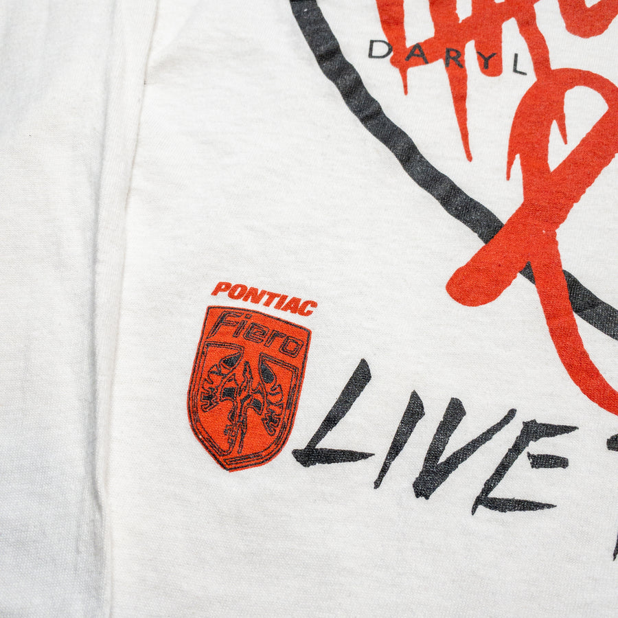 1985 Hall & Oats Live In 85 Tour Long Sleeve T-Shirt