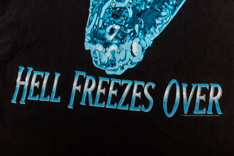 1994 The Eagles Hell Freezes Over Tour Vintage T-Shirt