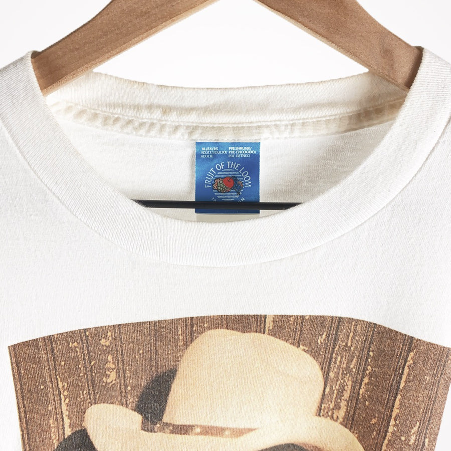 Vintage 1996 John Michael Montgomery Tour country music promo Single Stitch T-Shirt