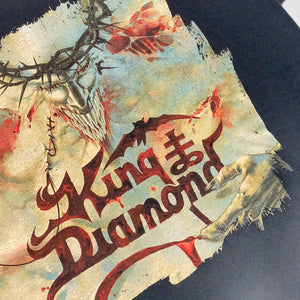Vintage King Diamond House of God Album Tour T-Shirt