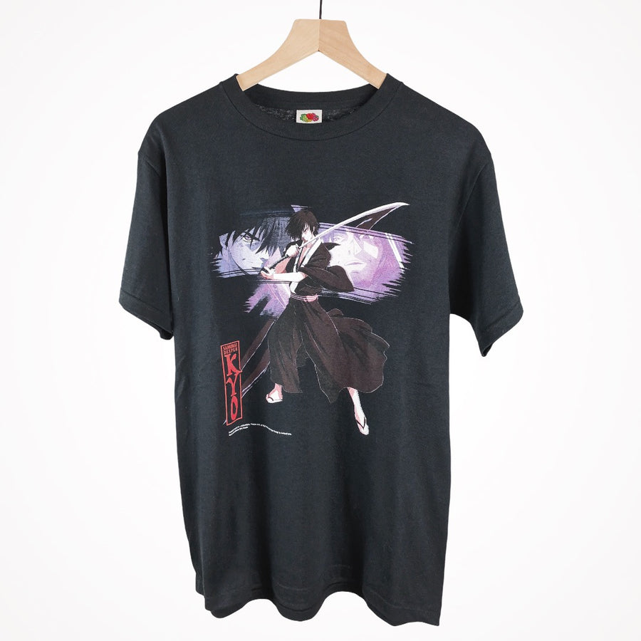 Early 2000s Samurai Kyo Deeper Vintage Anime T-Shirt