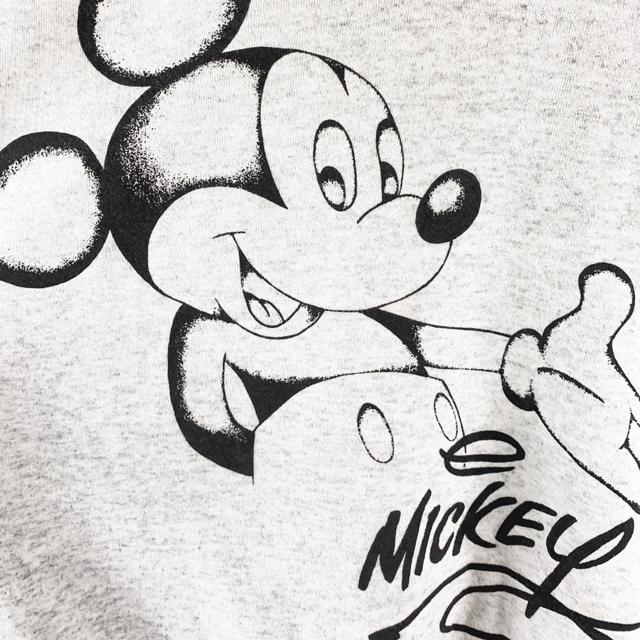 Vintage 80s / 90s Disney Mickey Signature Spellout