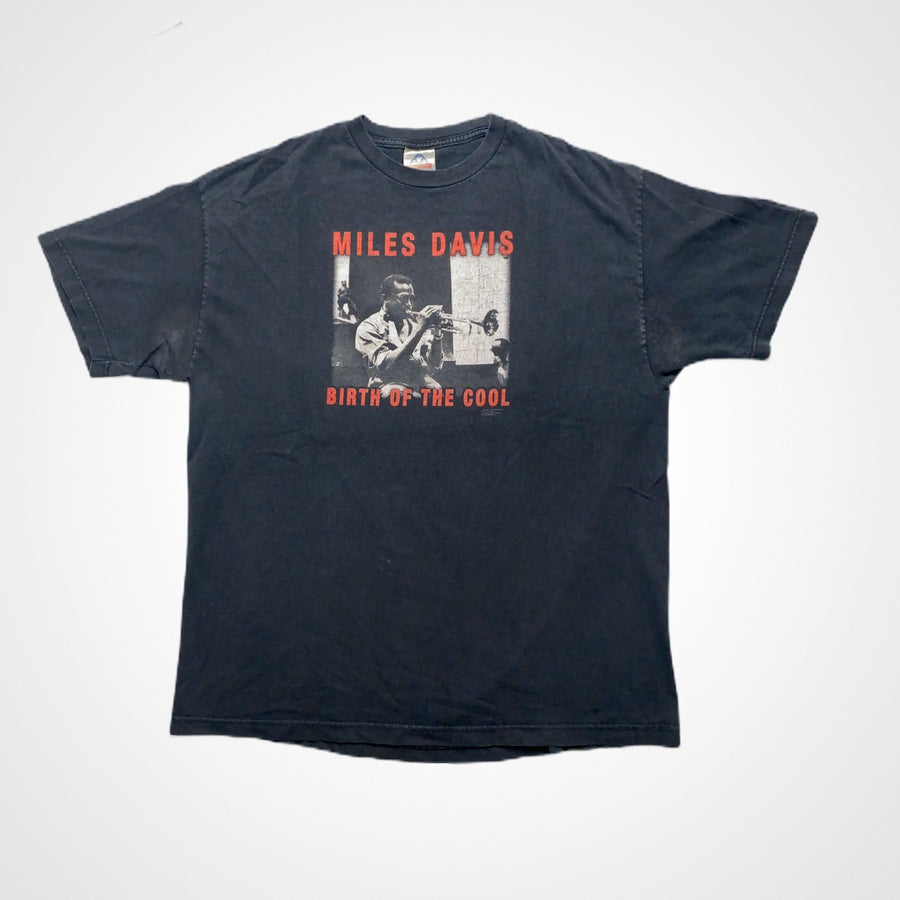 Vintage Miles Davis Birth of the Cool Jazz T-Shirt