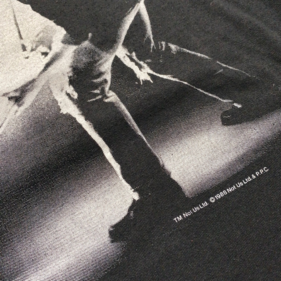 Vintage 1988 U2 Rattle and Hum Promo T-Shirt