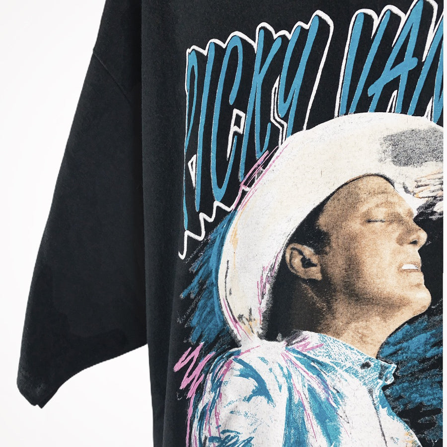 Vintage Ricky Van Shelton 90s Country Tour T-Shirt