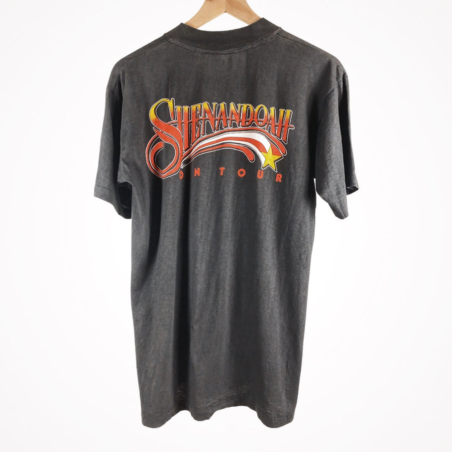 Vintage 90s Shenandoah On Tour Country Band Single Stitch T-Shirt