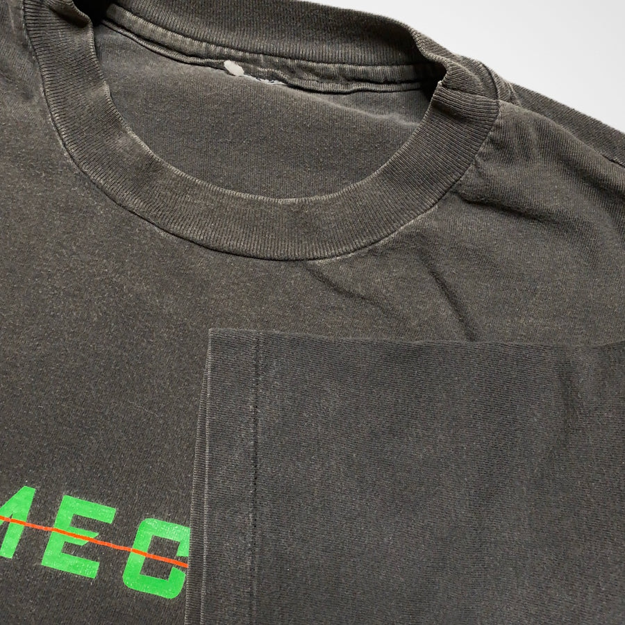 Vintage 1994 Timecop 90s Movie Promo Faded T-Shirt
