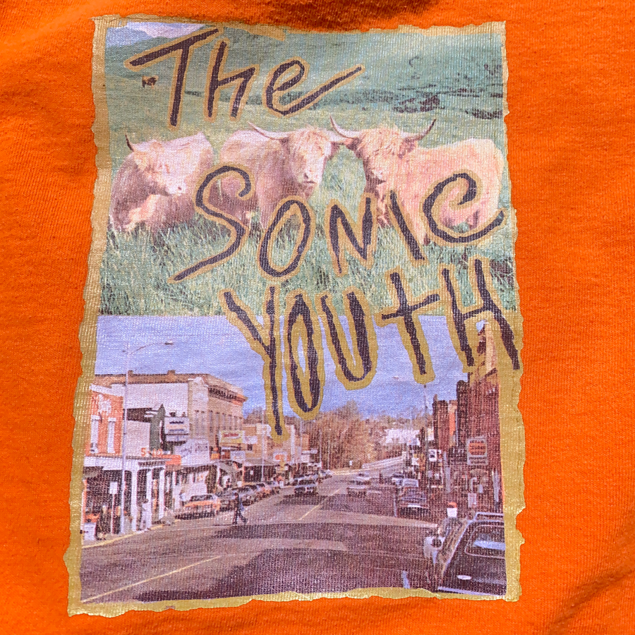 Vintage Sonic Youth Sister 90s Promo T-Shirt
