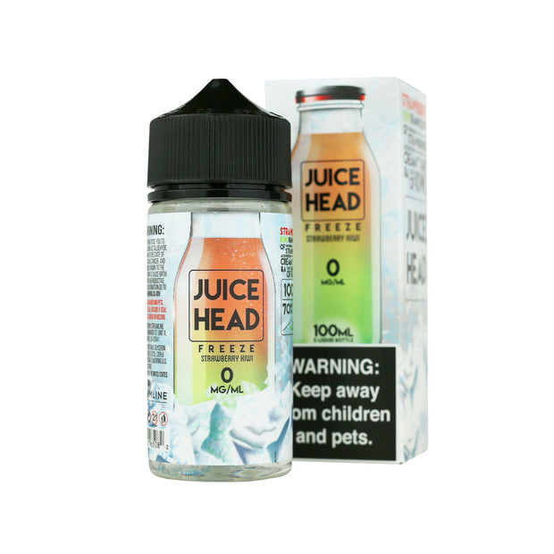Juice Head - Strawberry Kiwi Iced - 100ML