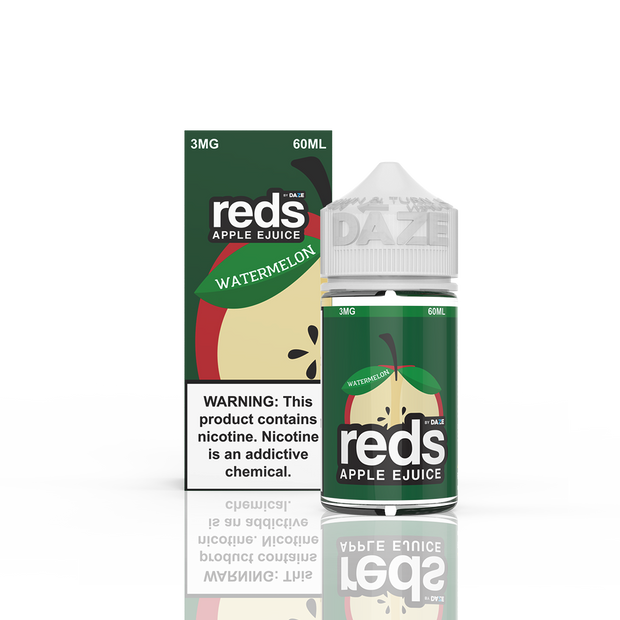 7 Daze - Reds Apple Watermelon - 60ML