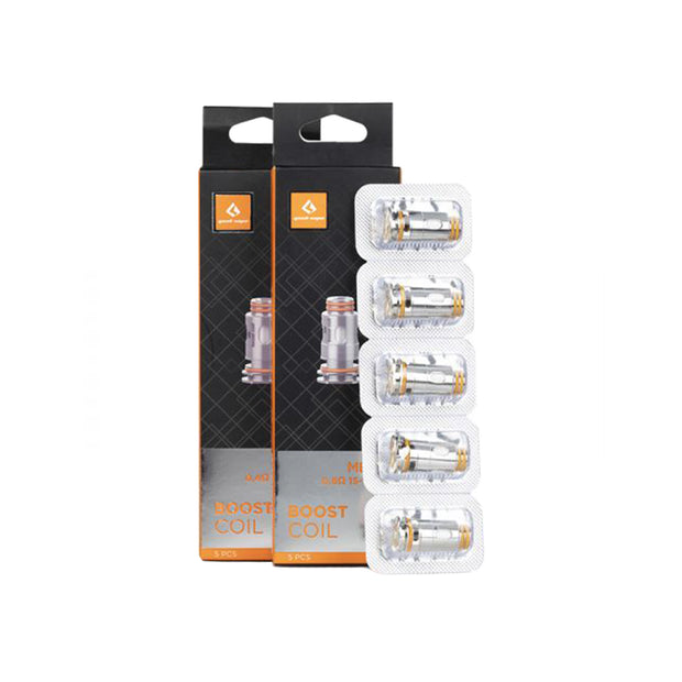 Geek Vape - Aegis Boost Replacement Coils - 5 Count