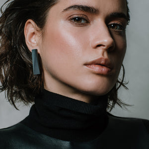 Blok — 48 Dark Earrings