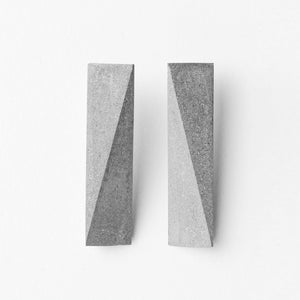 Blok — 48 Grey Earrings