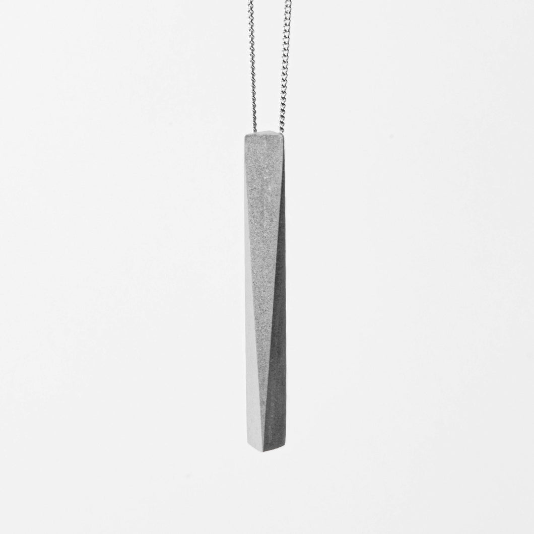 Blok — 52 Grey Necklace