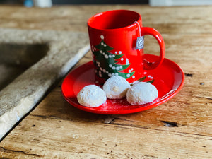Russian Earl Grey Tea Cookies