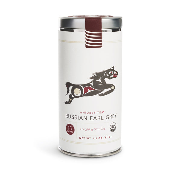 Russian Earl Grey Tin