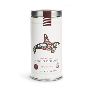 Mango Oolong Tin