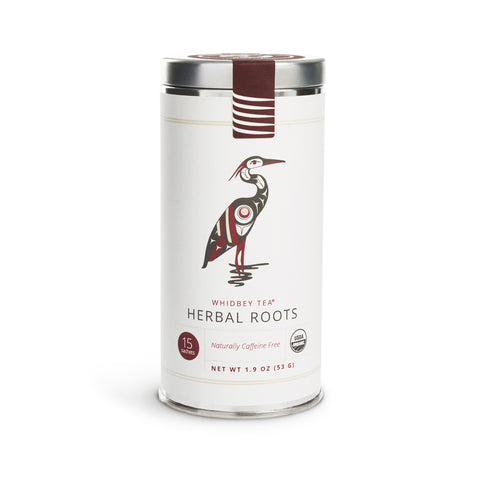 Herbal Roots Tin