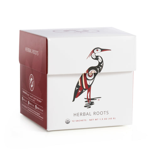 Herbal Roots Carton