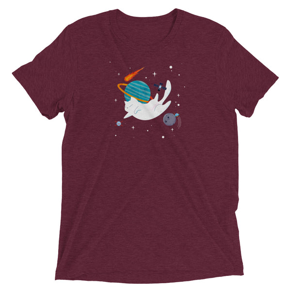 Planet Cat T-Shirt - Super Soft
