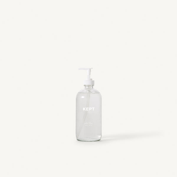 KEPT Hand Soap [SIZE-16-OZ-GLASS-BOTTLE]