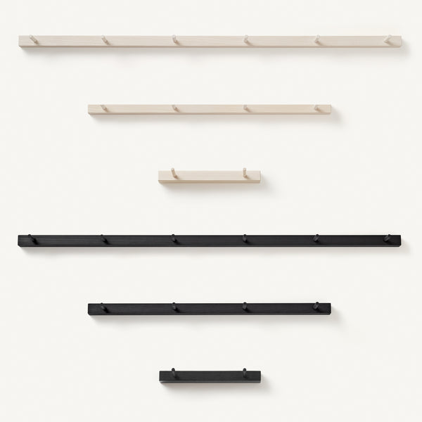 peg rail [COLOR-BLEACHED] [SIZE-2-PEGS]