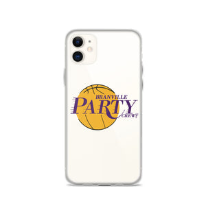 BV Party Crew iPhone Case - BranVille