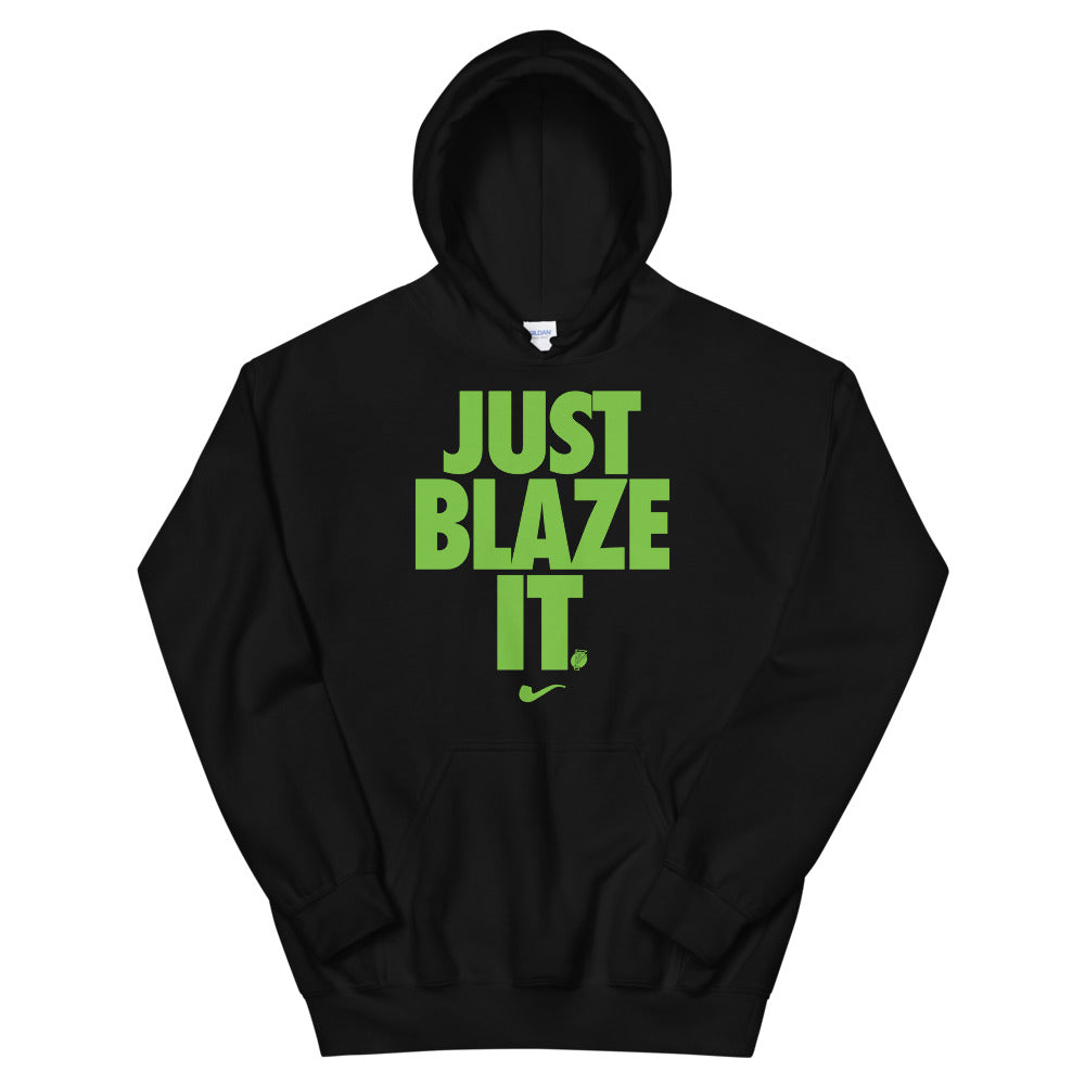Just Blaze it Hoodie - BranVille