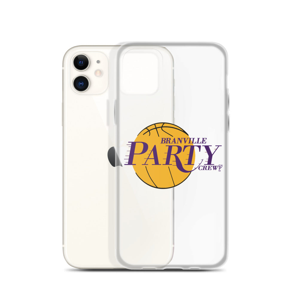 BV Party Crew iPhone Case