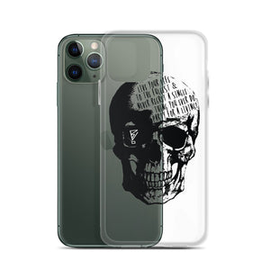 PFAL Skull iPhone Case - BranVille