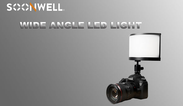 Wide Angle LED Light