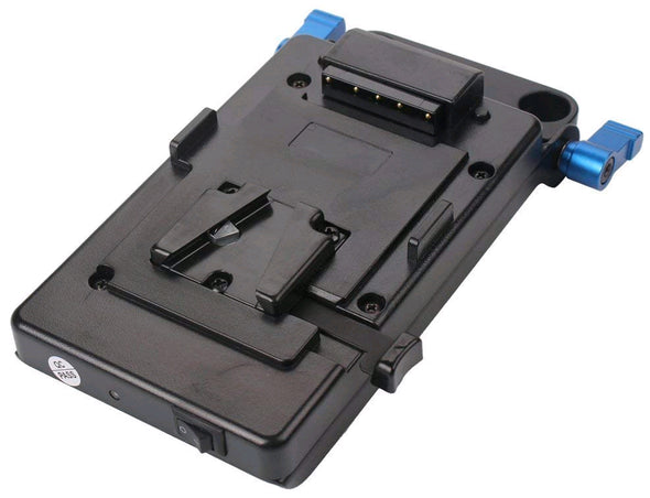 SOONWELL V Lock Mounting Plate Power Supply Splitter