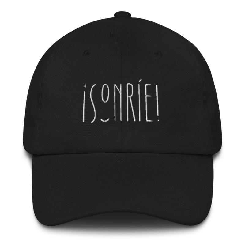 Sonríe | Dad Hat