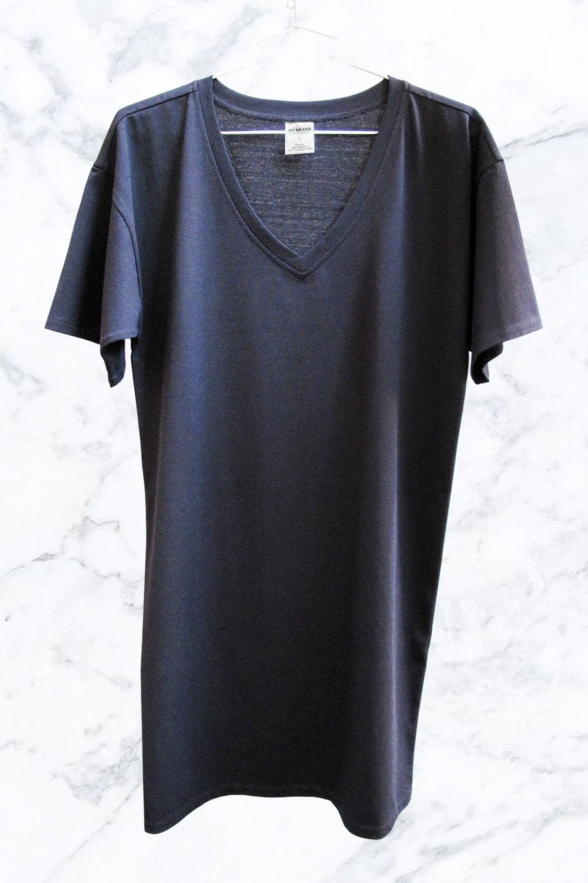 """ELIZA"" T-SHIRT DRESS"