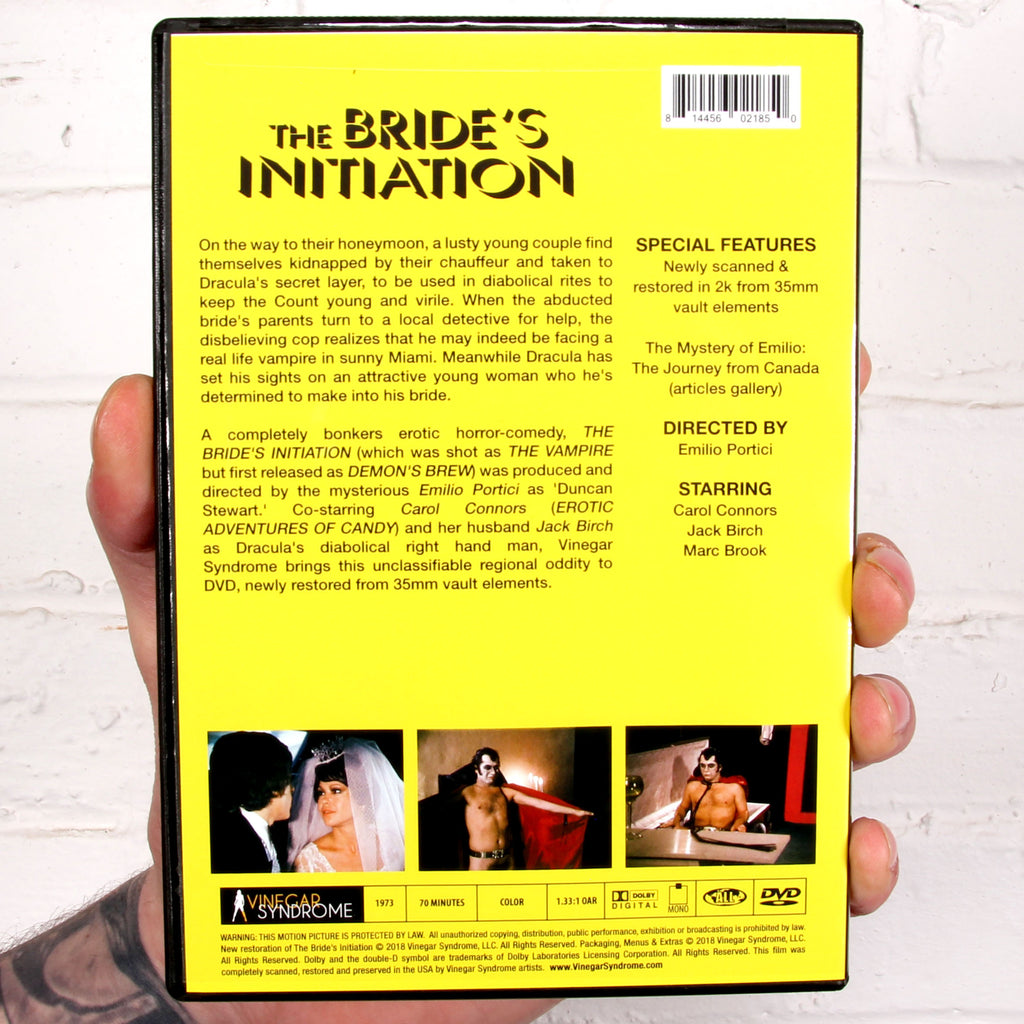 The Bride's Initiation