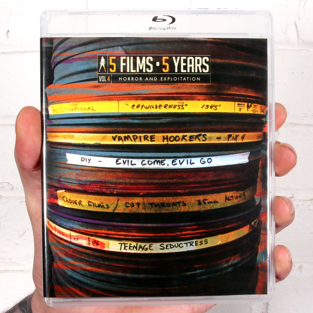 5 Films 5 Years - Volume #4