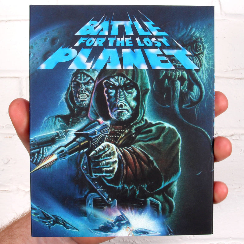 Battle For The Lost Planet / Mutant War