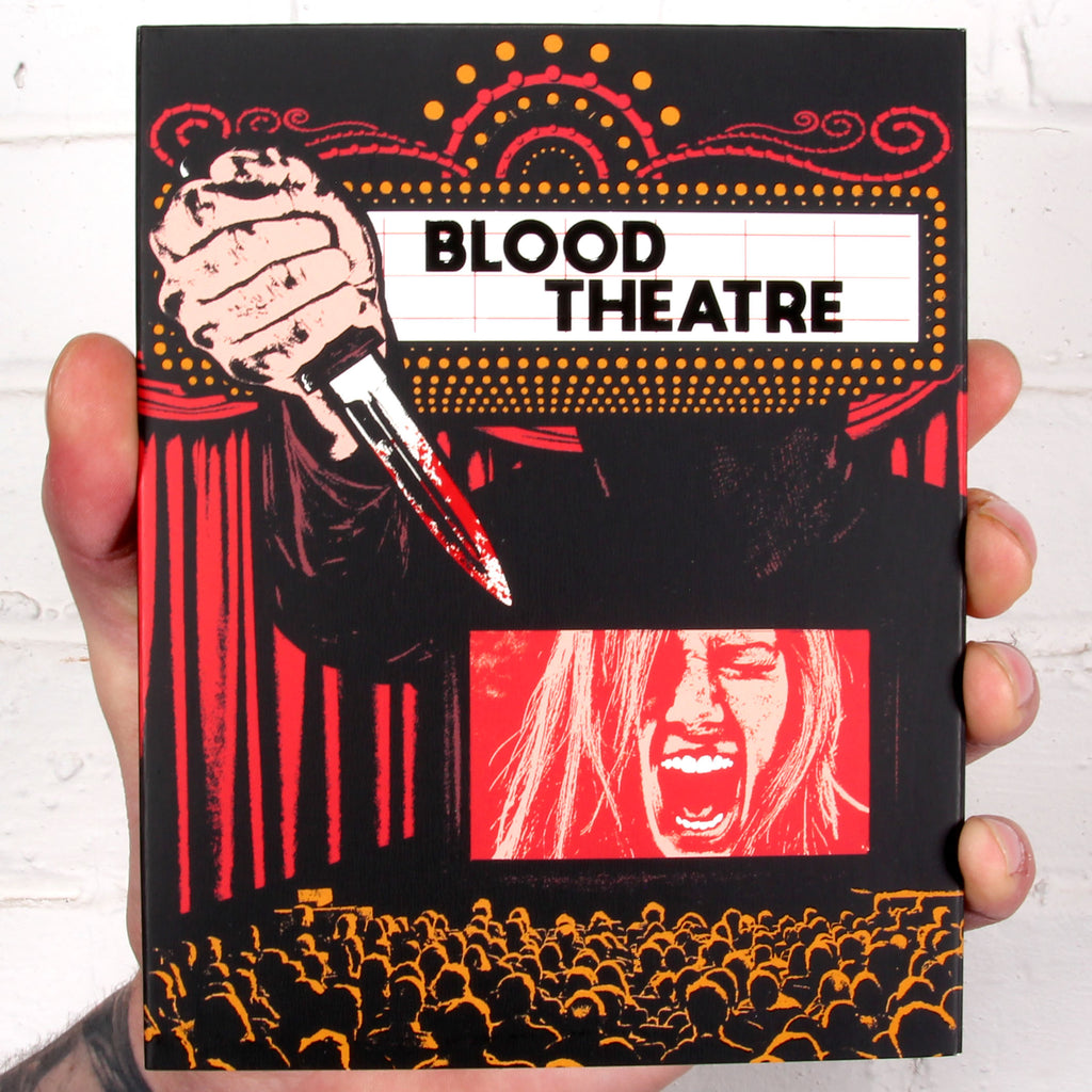 Blood Theatre / The Visitants