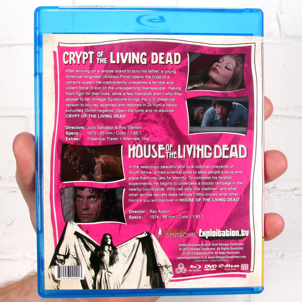 Crypt of the Living Dead / House of the Living Dead