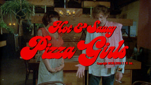 Hot and Saucy Pizza Girls