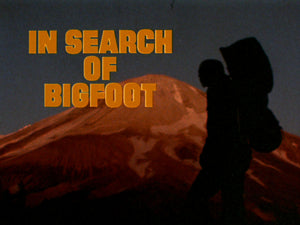 In Search of Bigfoot / Cry Wilderness