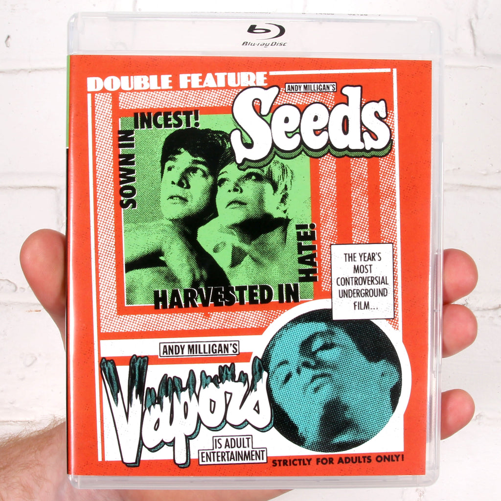 Andy Milligan's Seeds / Vapors